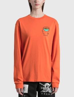 Brain Dead Earthworks Long Sleeve T-Shirt