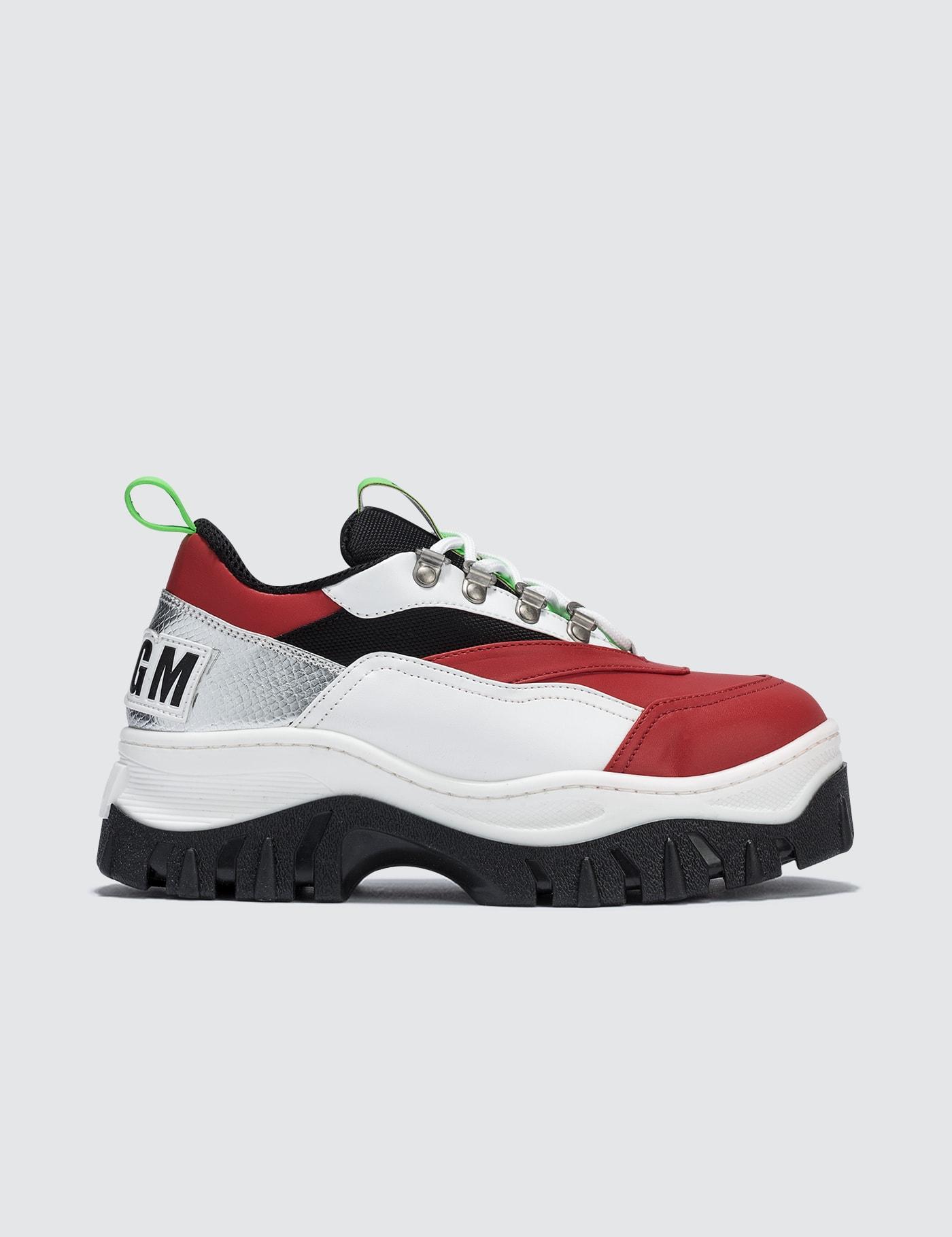 Chucky Low Top Sneaker