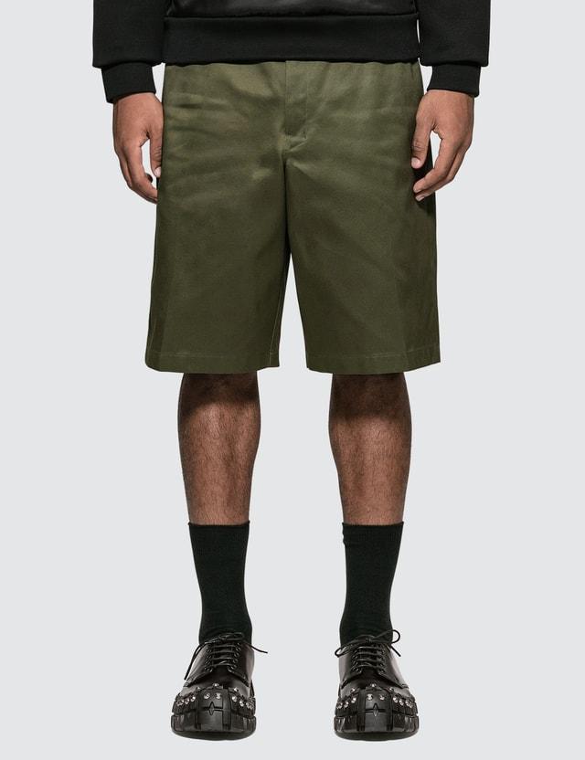 Prada Chino Shorts