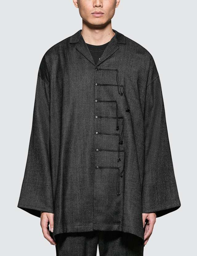 "Sasquatchfabrix. ""Kung Fu"" Big Shirt"