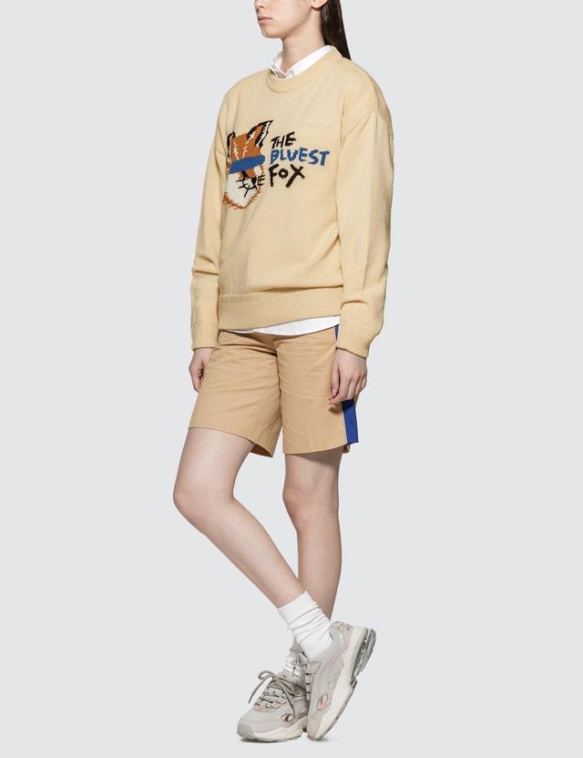 Maison Kitsune Ader Error X Maison Kitsune A Kitsune Shirt