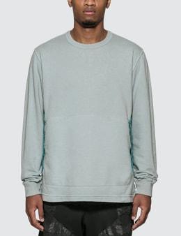 Stone Island Shadow Project Compact Fleece Sweatshirt