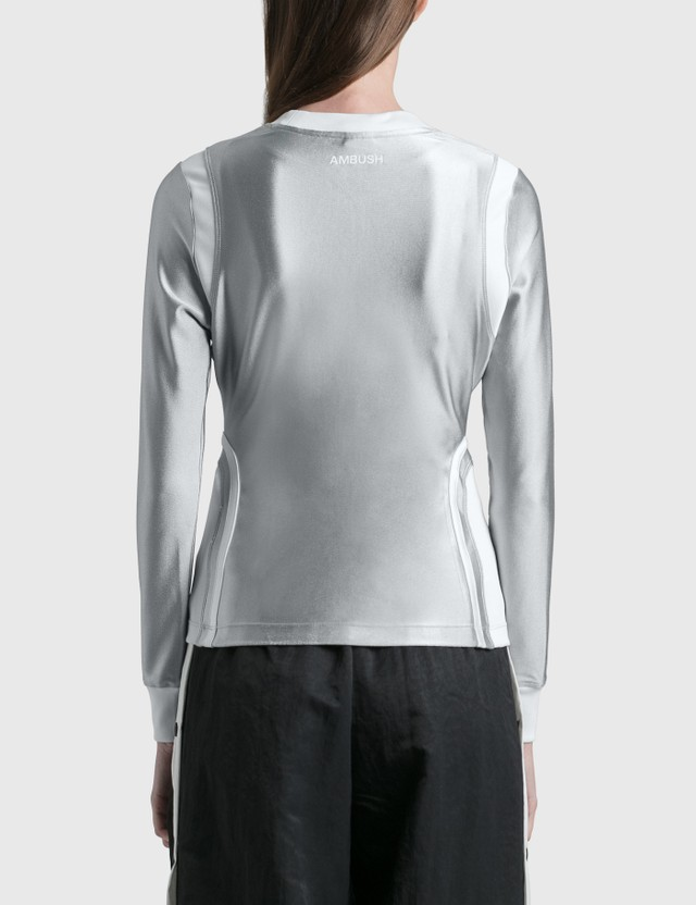 Nike Nike X Ambush Brooklyn Nets Top Lt Smoke Grey Women