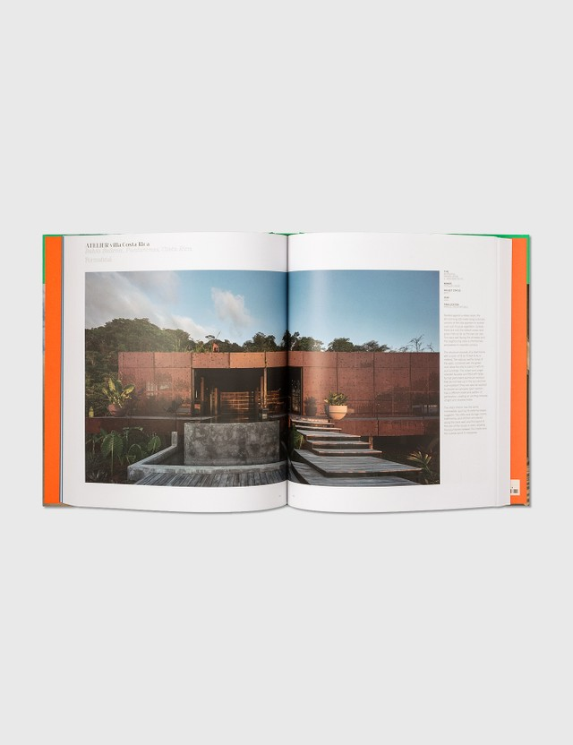 Phaidon Architizer: The World's Best Architecture Green Unisex