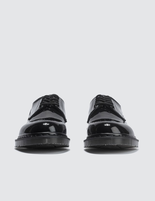 Dr. Martens Dr. Martens x Fragment 5-eye Patent Leather Shoes