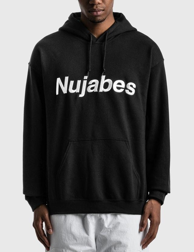 Yen Town Market Nujabes Logo Hoodie Black  Men