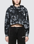 Wasted Paris Tie Dye Cropped Hoodie Picutre