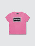 Versace Versace Box Logo T-Shirt (Toddler)
