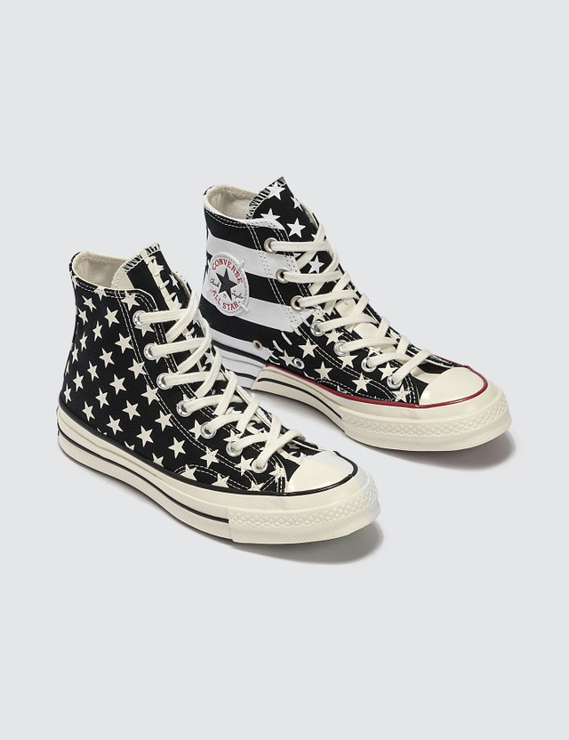 Converse Archive Restructured Chuck 70 Hi Black/white/egret Women