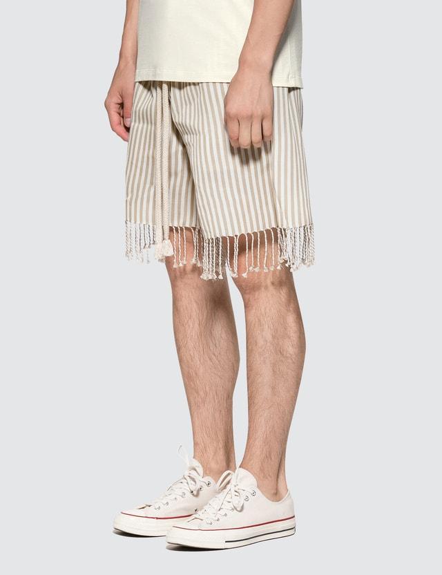 Loewe Paula Stripes Shorts