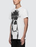 Valentino Parrot Slim Fit S/S T-Shirt