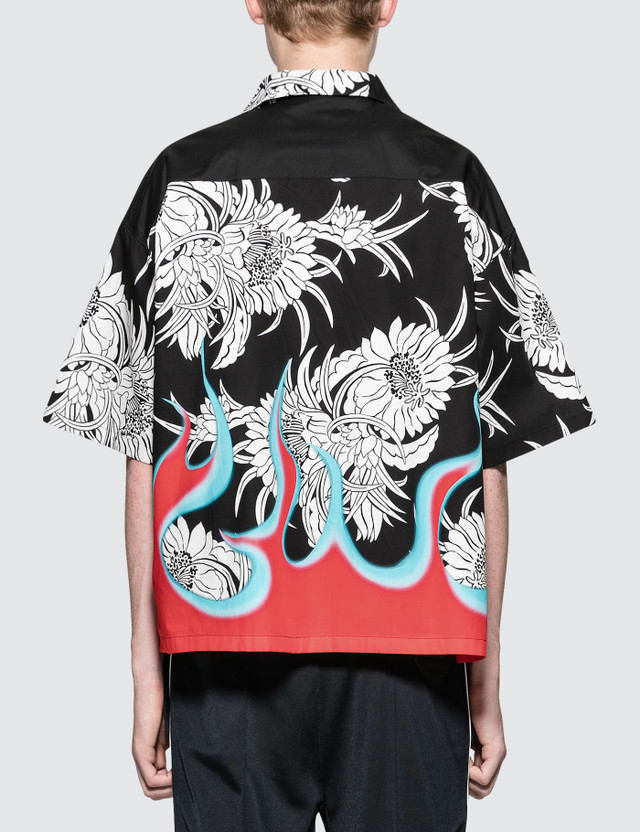 Prada S/S Hawaiian Shirt