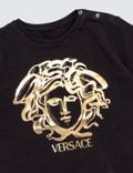 Versace Medusa Story Foil Print T-Shirt (Toddler)