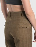 Ader Error Conak Trousers Brown Brown Women