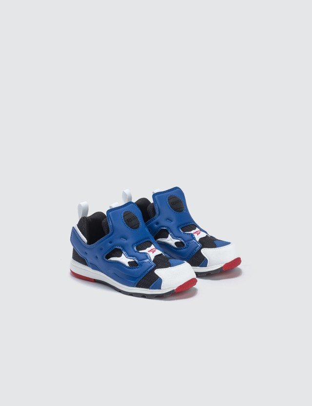 Reebok Versa Pump Fury Sneaker Infants