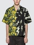 Prada Printed Poplin Shirt Picutre