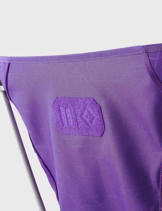 Helinox BTS X Helinox Chair Purple Life
