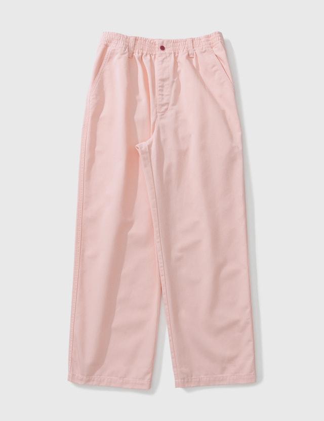 Noah Noah Loose Chino Pink Men