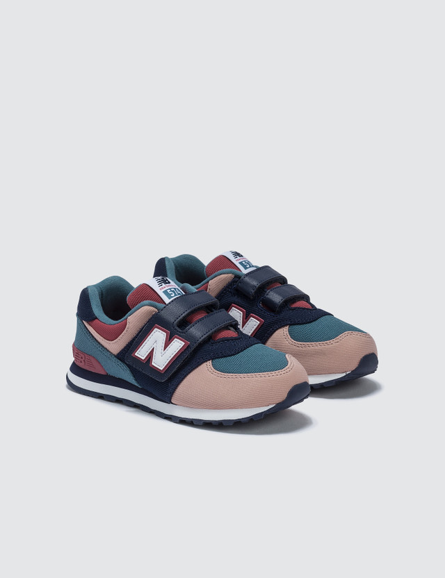 "New Balance 574 ""Color Canvas Pack"" Pre-School"