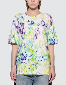 KOCHÉ Crazy Python Print T-Shirt