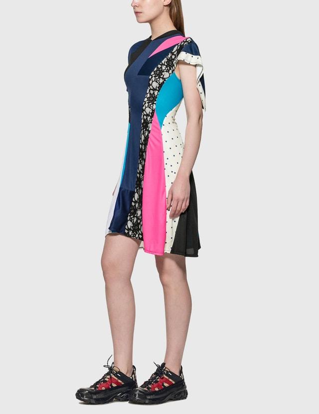 KOCHÉ Multi Layers Dress