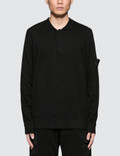 Stone Island Shadow Project Track Polo Shirt Picture