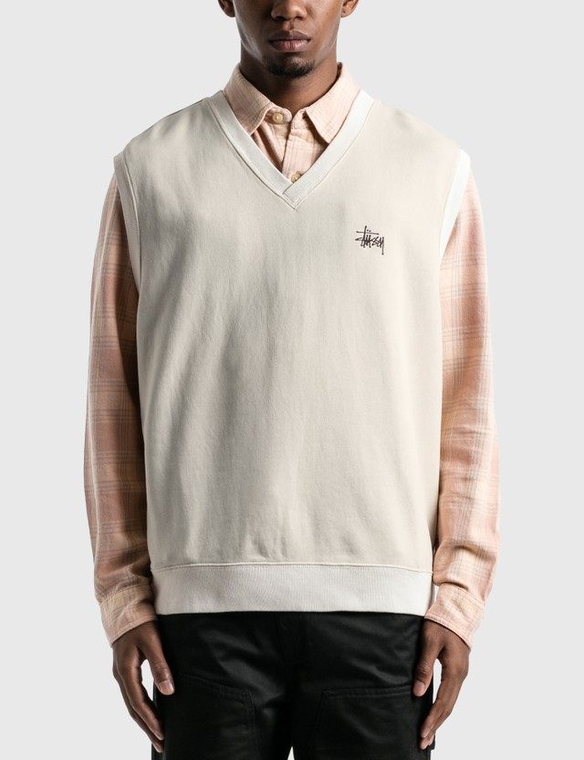 Stussy Fleece Vest