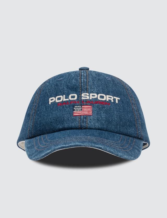 Polo Ralph Lauren Embroidered Logo Cap