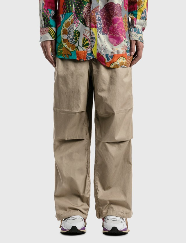 Engineered Garments Over Pants Khaki Men