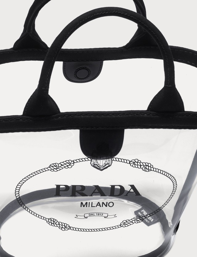Prada PVC Shopper