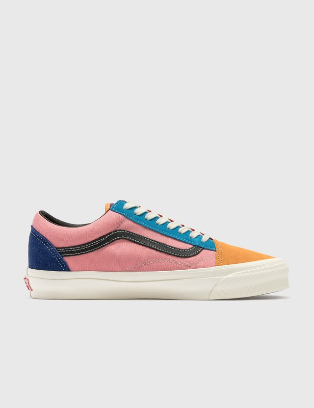 Vans OG Old Skool LX (suede/canvas) Multi Men