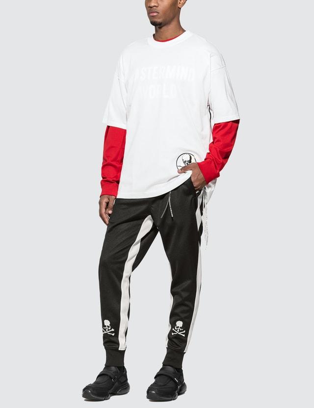 Mastermind World Skull Printed Track Pants
