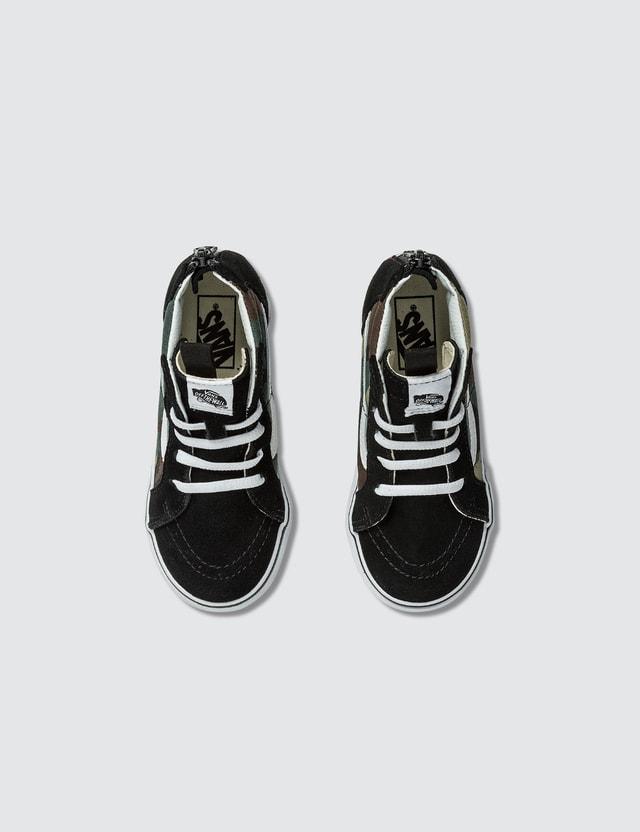 Vans SK8-HI Zip Black Kids