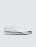 Common Projects Achilles With Colored Shine Sole Picture
