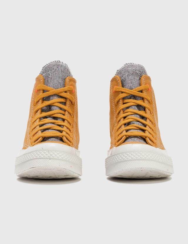 Converse Chuck 70 Hi Saffron Yellow/lemon Venom/white Women