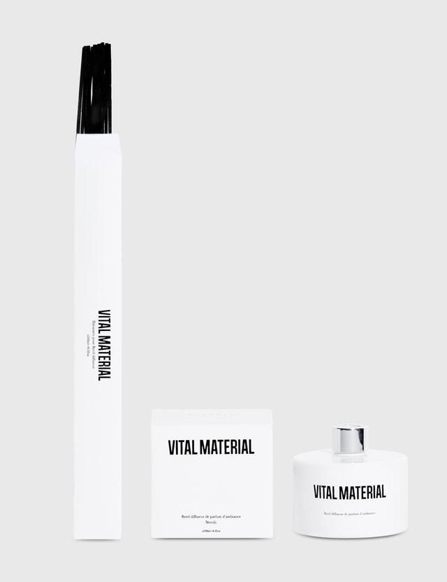 Vital Material Reed Diffuser Neroli White Unisex