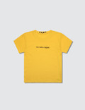 F.A.M.T. Kids' I'm Not A Rapper. Short-Sleeve T-Shirt Picture