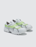 Rombaut Boccaccio M Sneaker with Chain White W/ Green Cover Men