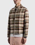 Burberry Heeley Shirt Jacket Archive Beige Ip Chk Men