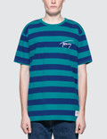 Tommy Jeans Tommy Signature Stripe S/S T-Shirt Picture