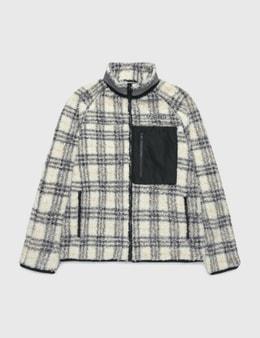 Pleasures Wraith Fleece Jacket