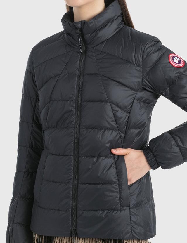 Canada Goose Abbott Down Jacket Black Women