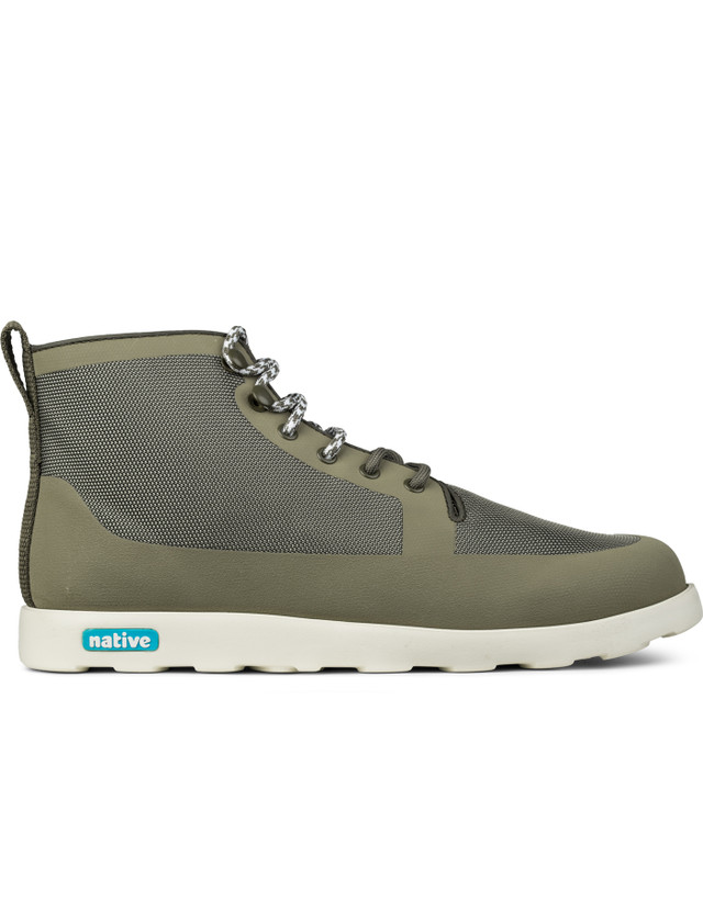 Native - Green Fitzroy Boots