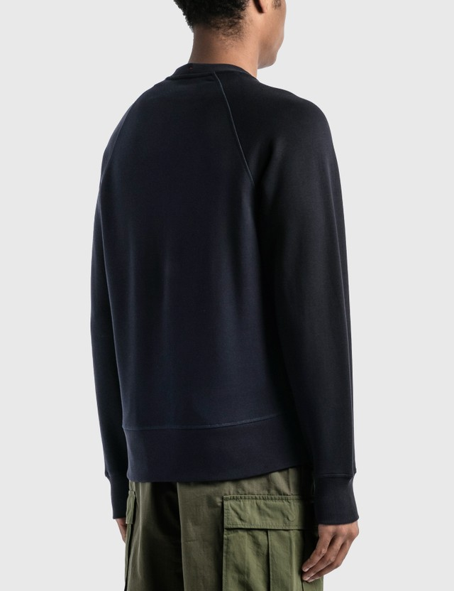 Moncler Grenoble Sweatshirt Blue Men