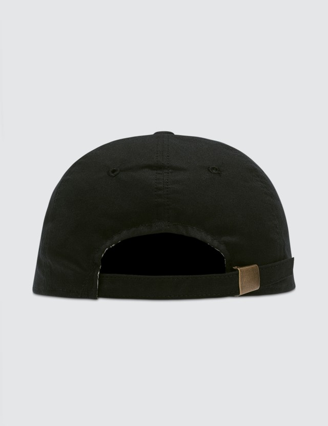 White Mountaineering WM Embroidered Baseball Cap