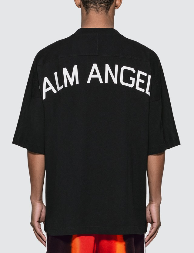 Palm Angels Mermaid Logo Oversized T-shirt