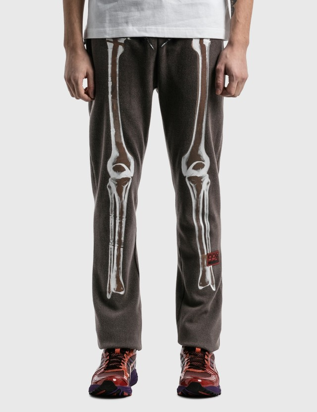 99%IS- Born To Bone Hand Washed Pants Black Men