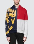 Versace Allover Printed Hoodie Picutre