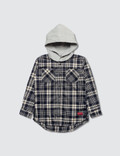 Haus of JR George Flannel Picture