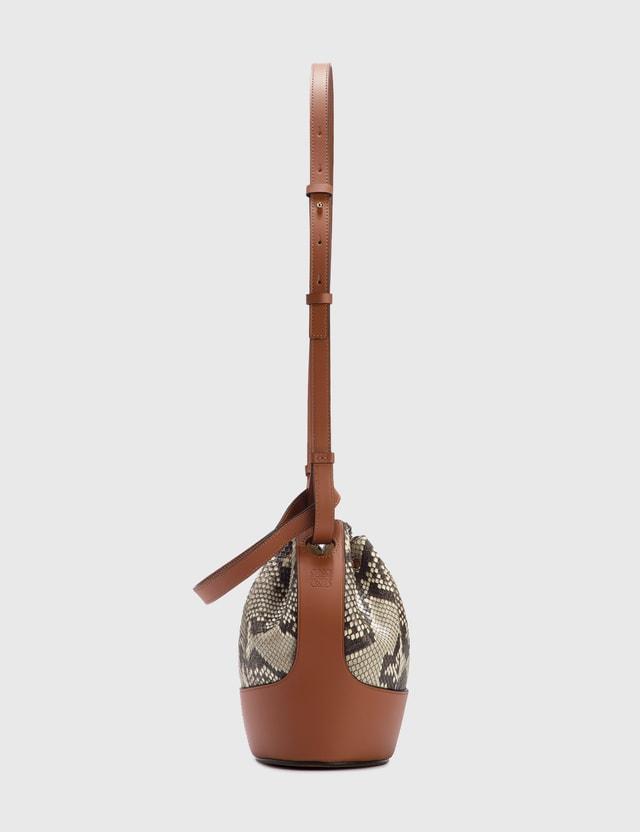 Loewe Balloon Small Bag Natural/tan Women